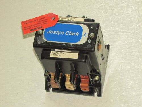 JOSLYN CLARK RDP3-5051-11  110 AMP 600VDC  RELIANCE No. 78092-3R NEW