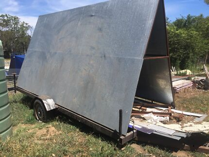 Advertising trailer  Riverstone Blacktown Area Preview