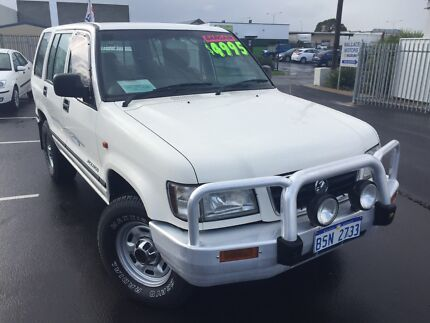 1998 Holden Jackaroo 4x4 Wagon Bunbury 6230 Bunbury Area Preview