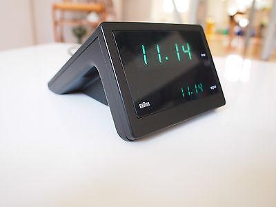 Braun DN 50 Visotronic Digital Alarm Clock 1979 Littmann Rams