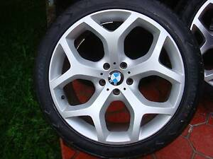 """Set Of 20"""" BMW X5 E70 Y Spoke Rims 5 Stud x 120 PCD ! Green Valley Liverpool Area Preview"""