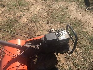 Wts self repelled rotary hoe Woodstock Cowra Area Preview