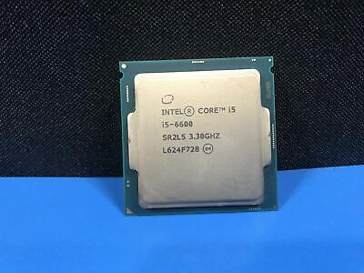 Intel Core i5-6600 3.3GHz Quad Core CPU Processor LGA1151 SR2L5