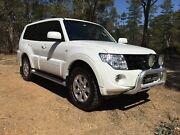 Mitsubishi Pajero GLX-R 7 seater Bendigo Bendigo City Preview