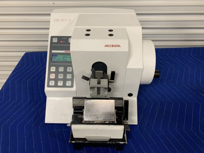 Microm HM 355 S Microtome  - Cat. No. 905480