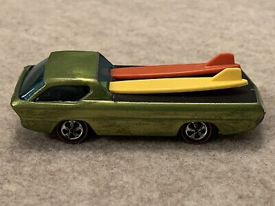 Hot Wheels Redline 1968 Hong Kong Deora! Antifreeze! Very NICE Car! LOOK!!!