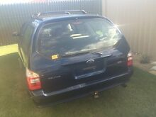 Ford Falcon BA wagon 150300km WRECKING Lynwood Canning Area Preview