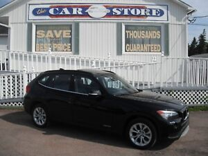 2014 BMW X1 xDrive28i AWD!! SUNROOF!! HTD LEATHER!! BLUETOOTH