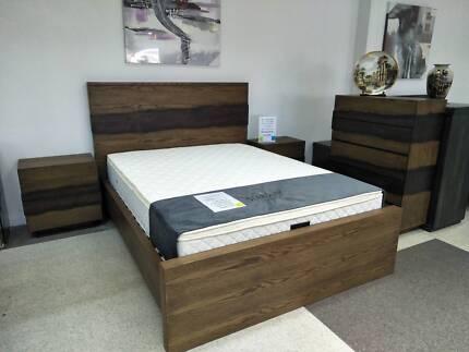 Brand New 4 PCE Roko Bedroom Suite