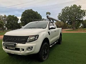 2014 Ford Ranger PX XLT Space Cab Broome Broome City Preview