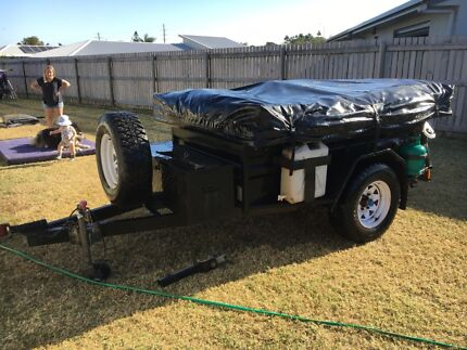 Off Road Camping Trailer Toowoomba Toowoomba City Preview