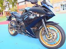 2010 Yahama FZ6R LAMS Approved Sports Touring Bike Melrose Park Mitcham Area Preview