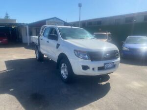 2013 PX XL Ford Ranger Dualcab 4x4 Tray Top Ute  Bellevue Swan Area Preview