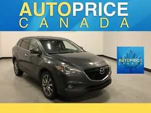 2015 Mazda CX-9 GT MOONROOF|NAVIGATION|LEATHER