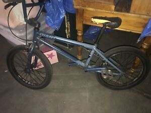 Giant bmx bike
