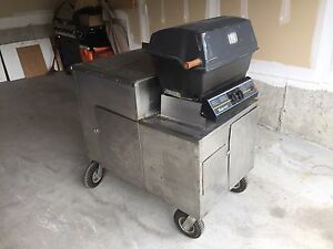 Hot Dog Stand/Cart GREAT DEAL!!