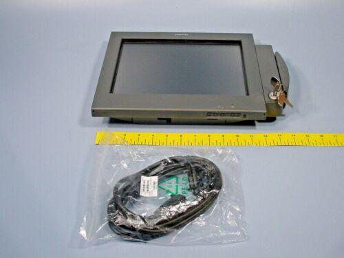 "Toshiba IBM POS 4820-2LR 12"" Infrared Touchscreen Monitor Display"