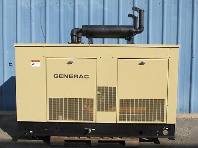 40 Kw Generacgm 5.0l Propane Powered Generator Generating Set