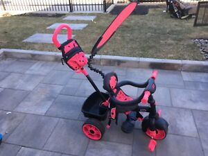 Tricycle, poussette 3 roues