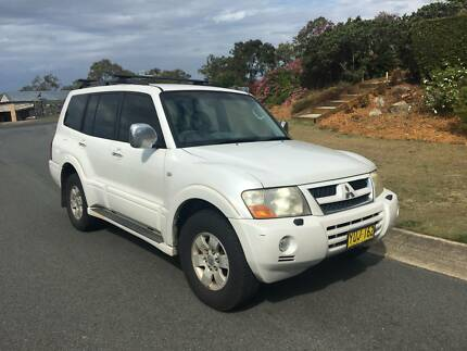 2003 Mitsubishi Pajero Exceed / Turbo Deisel/ 7 Seaters/ Luxury / Labrador Gold Coast City Preview