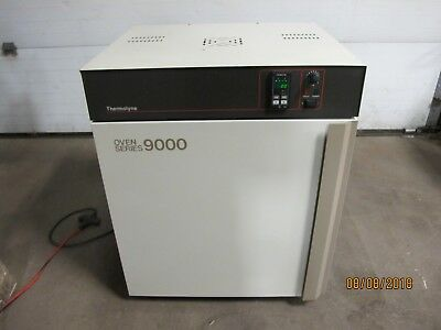 Barnsteadthermolyne 9000 Mechanical Convection Oven 120v 14a 250c Max Ov47435