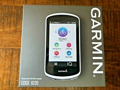 """Garmin Edge 1030, 3.5"""" GPS Cycling/Bike Computer with Navigation and Con. Feat."""