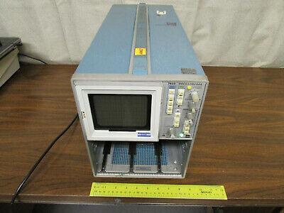 Tektronix 7633 Dual Trace Storage Oscilloscope -- As-is
