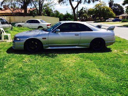 Clean r33 swap ve sv6/vy ss or similar Helena Valley Mundaring Area Preview