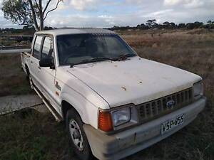 1995 Ford Courier Ute Two Wells Mallala Area Preview