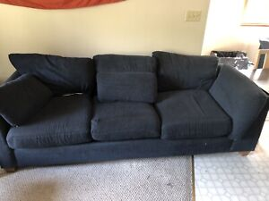 Free couch if you pickup