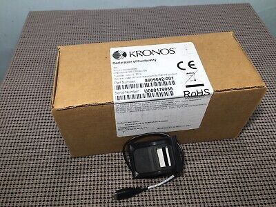 New Sealed Kronos Touch Id Plus Biometric Reader 8609042-001. For Intouch 9000