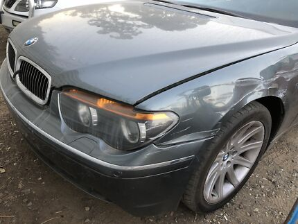 BMW 7 Series parts Wrecking Toongabbie Parramatta Area Preview