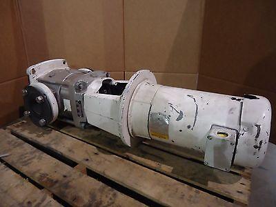 Grundfos Pump W Baldor Motor 150 Gpm 5hp