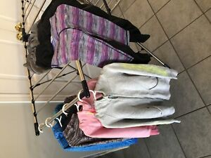 Iviva Clothing Girls Sz 12 - Hoodie, Raincoat, Sweater and Pants