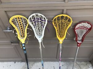 Women's Field Lacrosse Sticks.