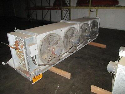 Mccormack Ammonia Evaporator 74cd64cxai-x-u-left 4-fan .3hp Mfd 1998 Used