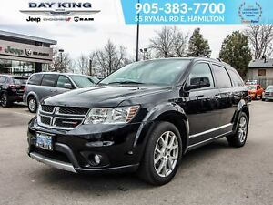 2018 Dodge Journey AWD, NAV, BLUETOOTH, BACK UP CAM, DVD, HEATED