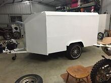 Enclosed motorbike trailer Armidale 2350 Armidale City Preview