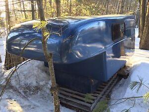 Boite de camion (pour boite 8')1800$ NEGO