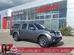 2016 Nissan Frontier PRO-4X * FULLY LOADED AND MORE, LOW MILES,*