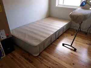 Free king single bed base Minto Campbelltown Area Preview