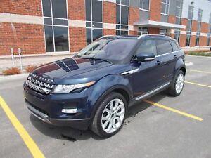 Range Rover Evoque Prestige Premium Tech 2013