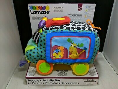 Lamaze Freddy's Activity Bus
