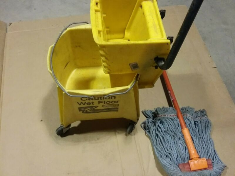 Rubbermaid Mop & Bucket