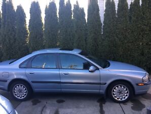 Volvo S80 fully loaded - $3,000