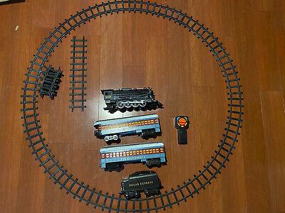 LIONEL The Polar Express Train Set - 7-11925 Christmas Tree Train UNTESTED