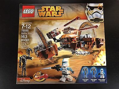 LEGO - 75085 - Star Wars Hailfire Droid - NEW - SEALED - FREE SHIPPING