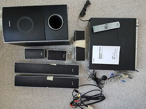 Sony DAV-HDX466  Surround Sound Home Theater System