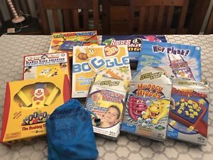 Children's board games lot#1 ages 3+