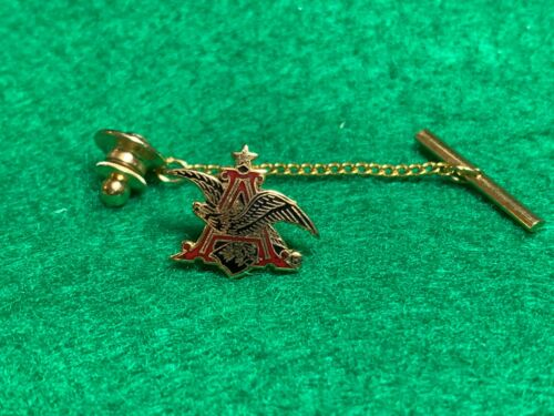 Vintage Anheuser Busch Budweiser Tie Pin